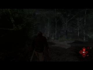 Новый геймплейный трейлер экшен-хоррора по «Пятнице, 13-е»