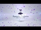 логотип дизайнера Анастасии Русиновой