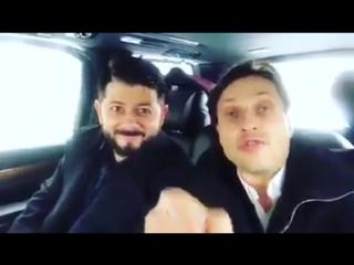 Рева и Галустян