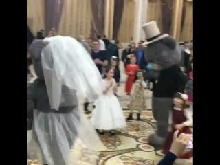 [Kavkaz vine] танец жениха и невесты 😊