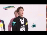 К-поп мужские группы танцуют танцы женских групп 1