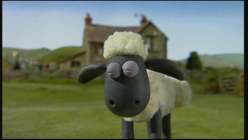 Барашек Шон. Сезон 1. Выпуск 1 - Shaun the Sheep
