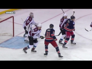 Highlights: COL vs NYR Feb. 11, 2017