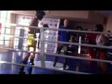 Тайский бокс с/к Путь.Промо с фрагментами моих боев и тренировок учеников.