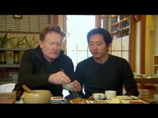 Conan in Korea (Конан в Корее, англ. яз.)