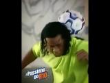1xСтавка: Танцы Роналдиньо