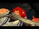 Эпизод из мультфильма Король лев Тимон и Пумба танец Хула