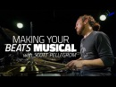 Scott Pellegrom Making Your Beats Musical Drum Lesson Drumeo