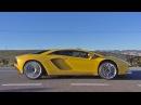 Премьера Lamborghini Aventador S на треке Рикардо Тормо в Валенсии