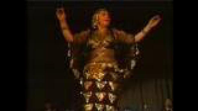 SUHEIR ZAKI EGYPTIAN DANCE LEGEND SAIDI AND DRUM SOLO 1991