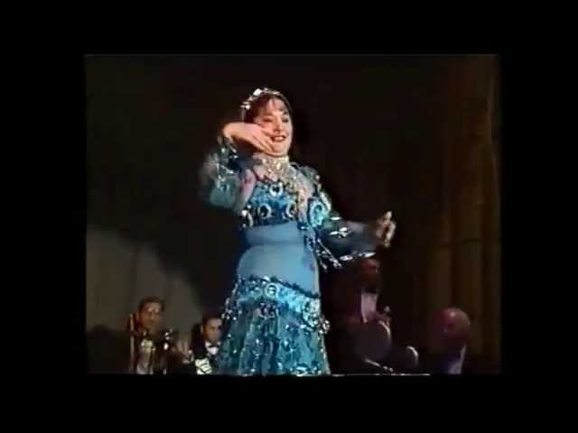 EGYPTIAN BELLYDANCE SUHEIR ZAKI - AHLAM SUHEIR OPENING DANCE 1991