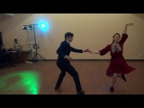 17 Swinglandia 2017  Cabaret Show 6 Daniil Nikulin &amp Maria Filippova