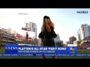 "Rachel Platten sings ""Fight Song"" at the MLB All-Star Game (GMA)"