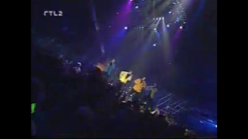 N Sync - Tearin up my heart (Live @ Bravo Super Show 1997)