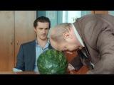 ЧОП: Разбил арбуз об голову