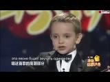 В него влюбился весь Китай Русский парень на шоу талантов в Китае  Гордей Колесов