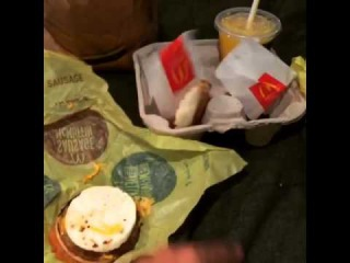 Chrissy Teigen McDonald's low-carb secret menu. You're welcome.