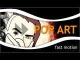 IC Photoshop Pop Art (by Foxkills) Fast Motion