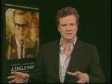 Colin Firth! BAFTA Winner! Oscar Nominee! Best Actor! Via Satellite