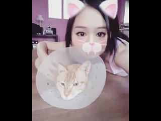 Jang eun young(waveya Ari) on Instagram