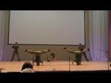 Танцевально-акробатическая композиция