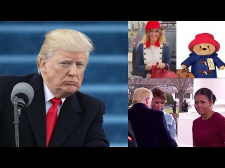 FUNNIEST Memes Awkward Moments From Donald Trump's Inauguration Ceremony