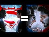 24 Reasons Batman v. Superman & Captain America: Civil War Are The Same Movie