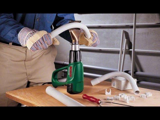 Самоделки из пластиковых труб для дома и дачи