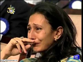 milli naghma Ae Rah e Haq reduces crowd to tears