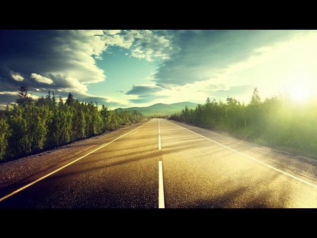 Melodic Progressive House mix Vol 14 On The Road