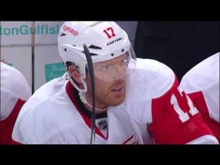 2016 ADSF Game 5 - Detroit Red Wings vs Tampa Bay Lightning April 21st 2016 (HD)