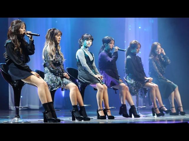 T-ara(티아라) '오늘까지만 아파할거야' Showcase Stage (TIAMO, 띠아모, 보람, 지연, 효민, 은정, 큐