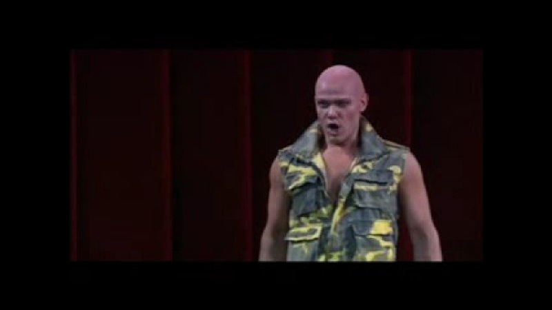 Handel Giulio Cesare - Dal fulgor - Palle Knudsen