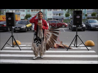 Еще! Индеец Инти. Пакарина. 2016