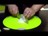 Как нарезать лук кубиками? Как порезать лук без слез? Как нарезать лук без слез? К...
