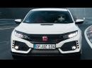 Honda Civic Type R (2017) New record at the Nürburgring