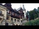Замок Пелеш дворец Румынии в Синае Peles Castle