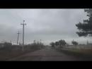 Ремонт дороги в Саках