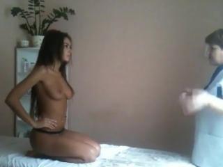 Онлайн порно скрытая камера у врача