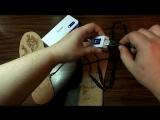 USB стельки с подогревом с Алиэкспресс