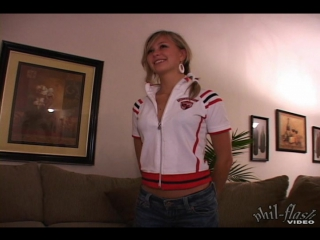 Pizza delivery girl - teen kasia