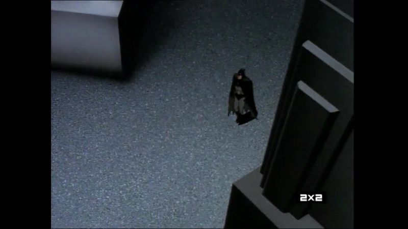 Новые приключения Бэтмена - 1 сезон 4 серия