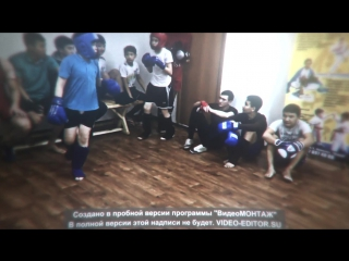 Nurbolat Imashev   Знаете, почему людям нравиться насилие?   Muharib Top Team. vs K-1