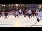 Матч звёзд и НХЛ на ГУМ катке — прямая трансляция