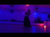 Samara Aneesh dançando no Backstage em 09.05.2015 6535