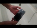 Galaxy S4 миється))