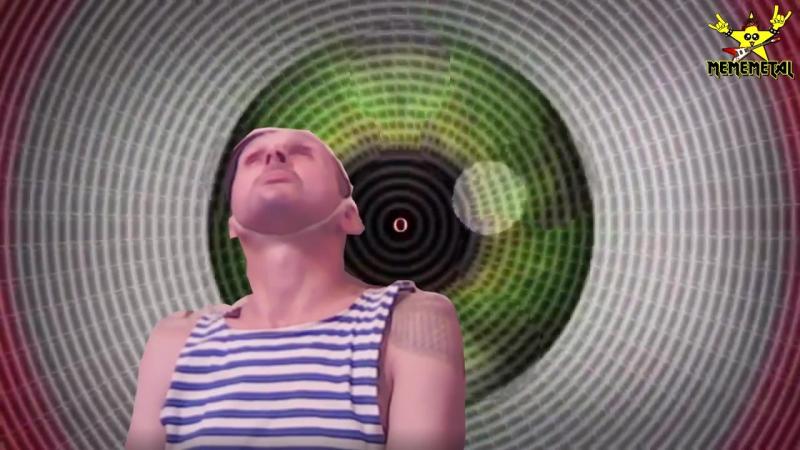 MEMEMETAL - Рок Чаечка (feat. Мопс и Андрюха)(720p) NDM