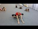 Танец для детей 3-4 года
