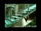 душевые кабины, скинали, лестницы из стекла