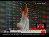 Наталия Орейро   Premios Platino 2016 (24.07.16)